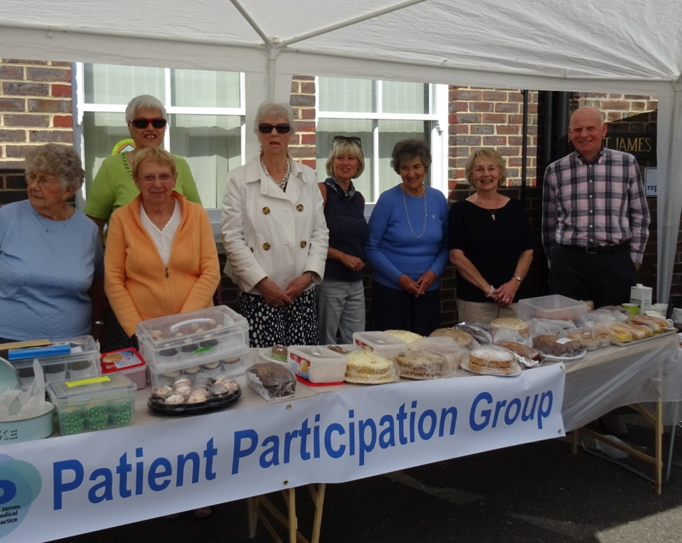 Our Patient Participation Group